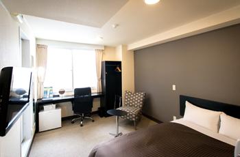 出張・仕事・ビジネスに人気のフレイムホテル札幌